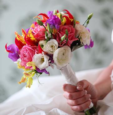 Bruidsbloemen Veenendaal Janneke en Martijn