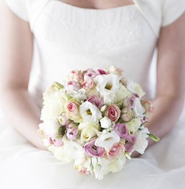 Bruidsboeket Veenendaal Bas en Mariska