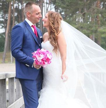 Bruidsboeket laten maken