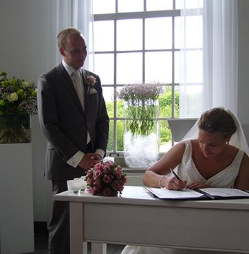 Bruidsbloemen Veenendaal - Christiaan en Janneke