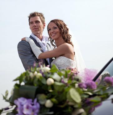 Bruidsbloemen Veenendaal - Erwin en Christine