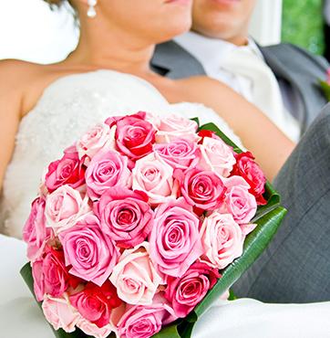Bruidsbloemen Veenendaal - Sander en Marlies