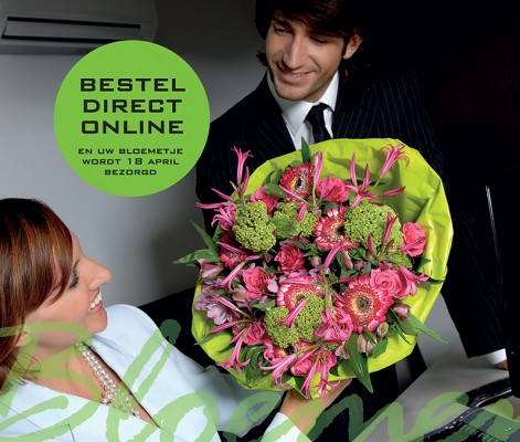 Bloemen bestellen voor secretaressedag