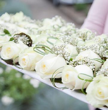Bruidscorsages Veenendaal Jeroen en Miranda