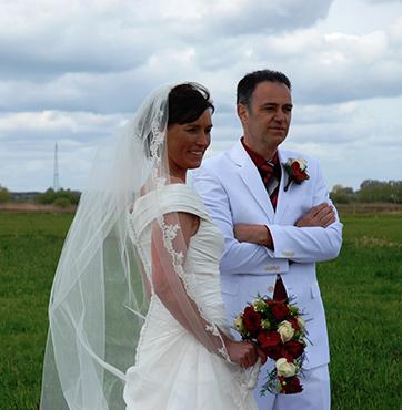 Bruidsbloemen Veenendaal Anko & Martine