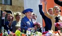 De bloemen van Koninginnedag Veenendaal 2012