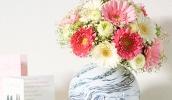 Bruidsbloemen recensie van Bert & Lisette