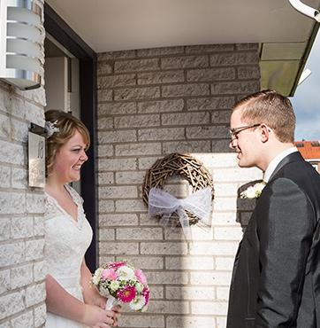 Bruidsbloemen Veenendaal Bert en Lisette