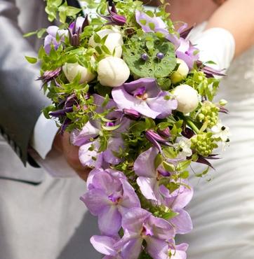 Bruidsbloemen bloemist Veenendaal