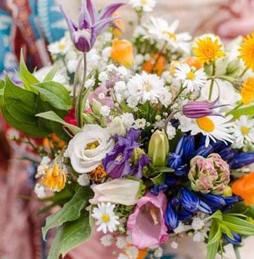 Bruidsboeket Veenendaal Anna