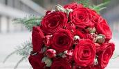 Bruidsbloemen recensie van Bart & Heidi
