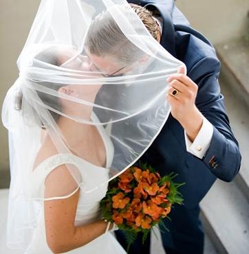 Bruidsboeket Veenendaal - Edwin en Wieteke