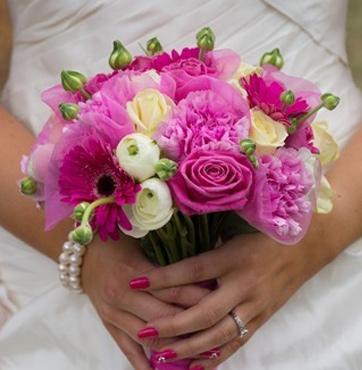 Bruidsboeket Veenendaal (Suzanne)