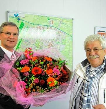 Businessboeket bloemen Veenendaal